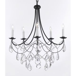 Gallery T40 588 With Images Iron Chandeliers Wrought Iron