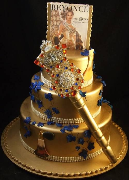 Prime Beyonce Cake With Images Gorgeous Wedding Cake Dessert Personalised Birthday Cards Cominlily Jamesorg