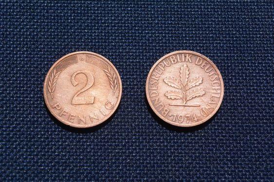 Kleiner Schatz (mit Bildern) D mark münzen, Alte münzen