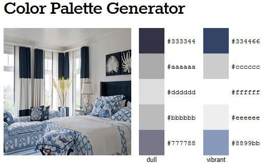 Color palette generator turn any image of your choice - Living room color palette generator ...