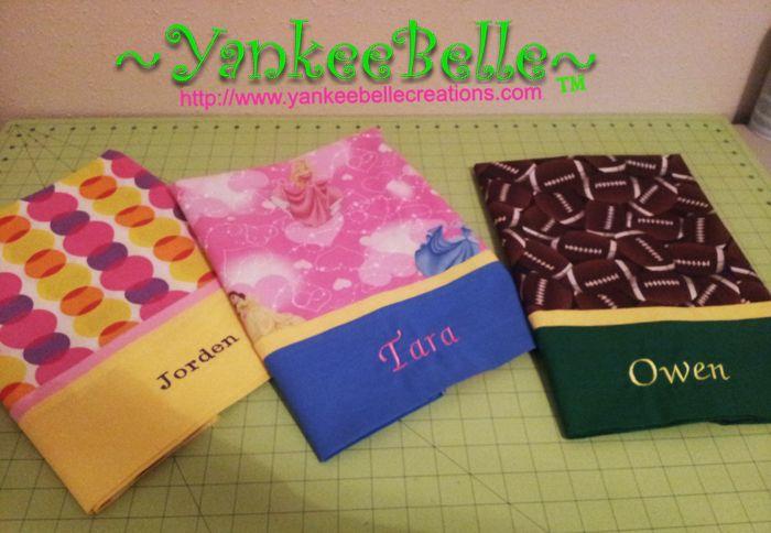 Pillowcases - Quick & Easy