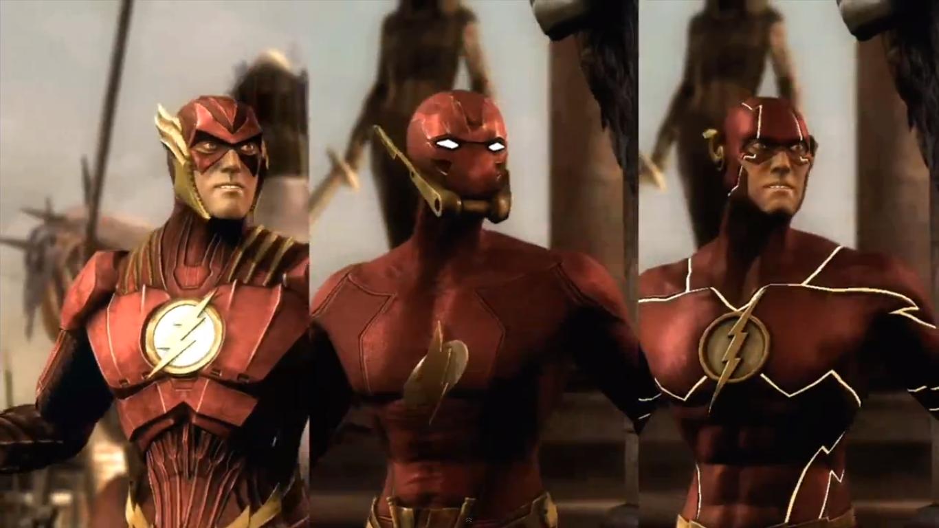 Alternate Flash Heros Les Super Heros Costume