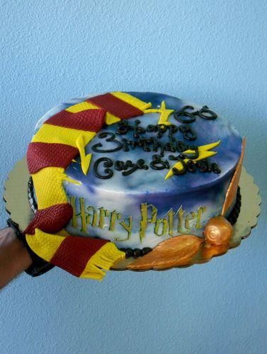 Sensational Legacy Cakes Bakery In Grapevine Is The Best Proof Harry Potter Funny Birthday Cards Online Kookostrdamsfinfo