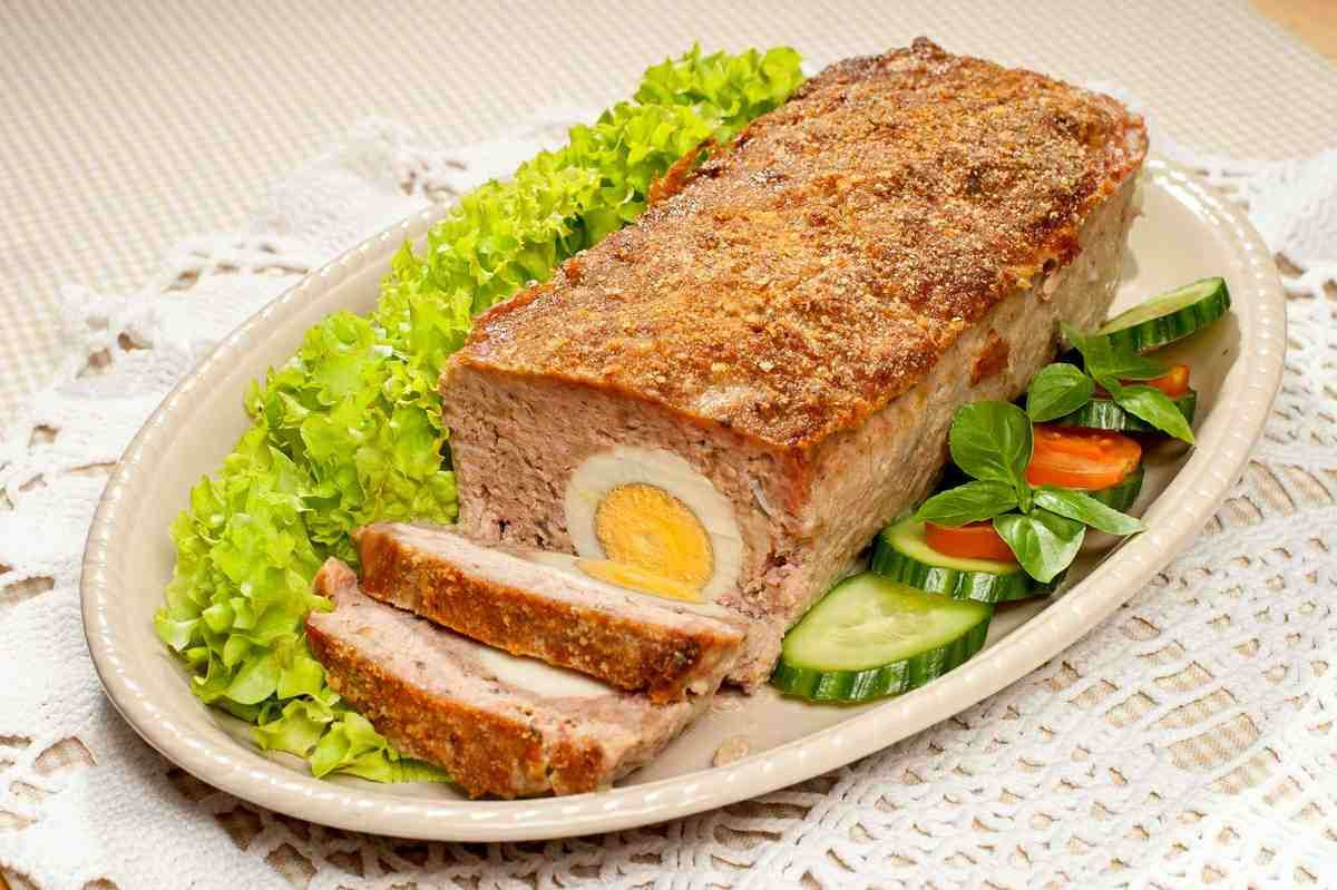 мясной хлеб рецепт с фото пошагово журналы