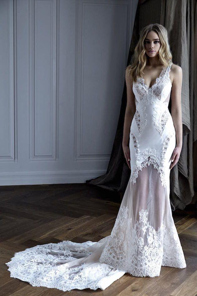 La Haute Bijoux Pallas Couture Wedding Dress Collection 2016