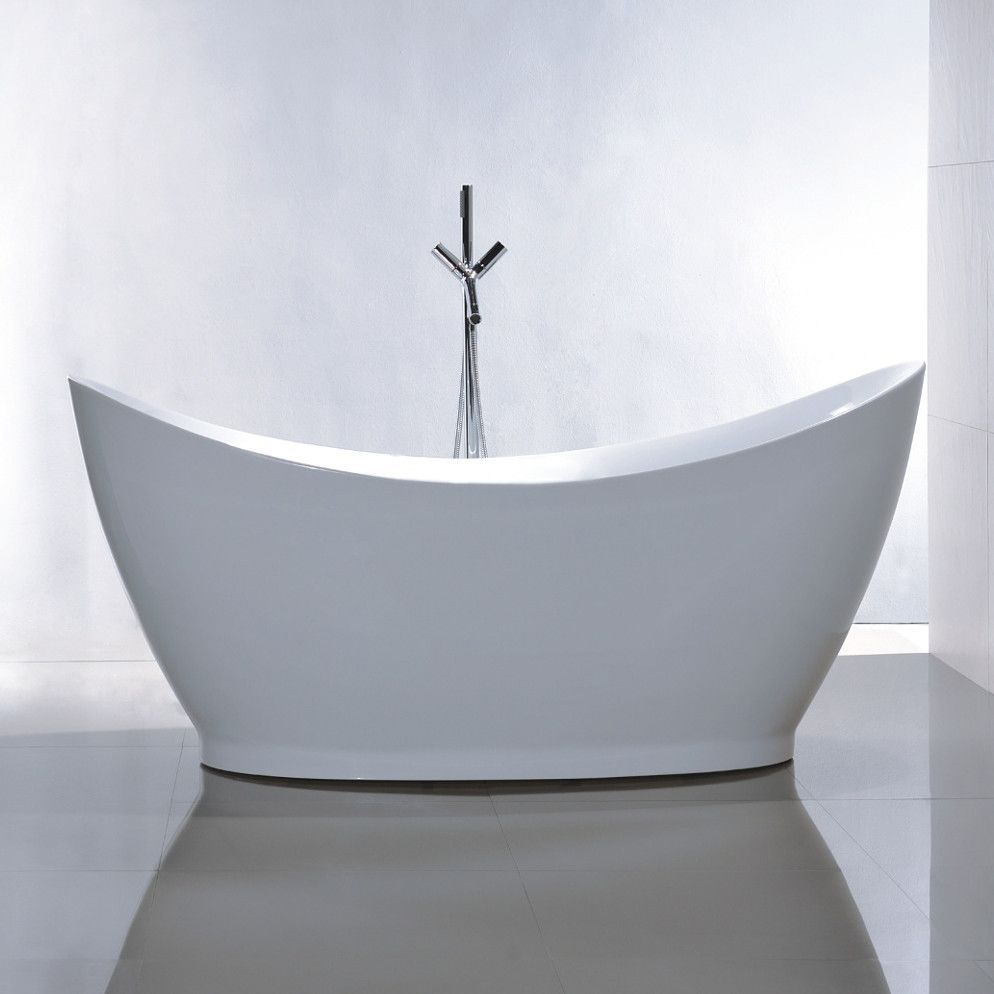67 7 X 31 5 Soaking Bathtub Soaking Bathtubs Legion Furniture