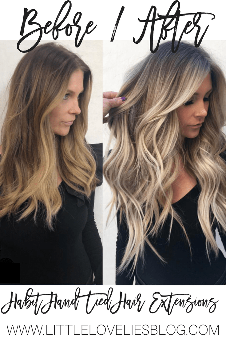 EVERYTHING TO KNOW ABOUT HABIT HAND TIED HAIR EXTENSIONS