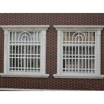 China 2016 Compeive Price Free Style Iron Window Grill Design In Designs 1