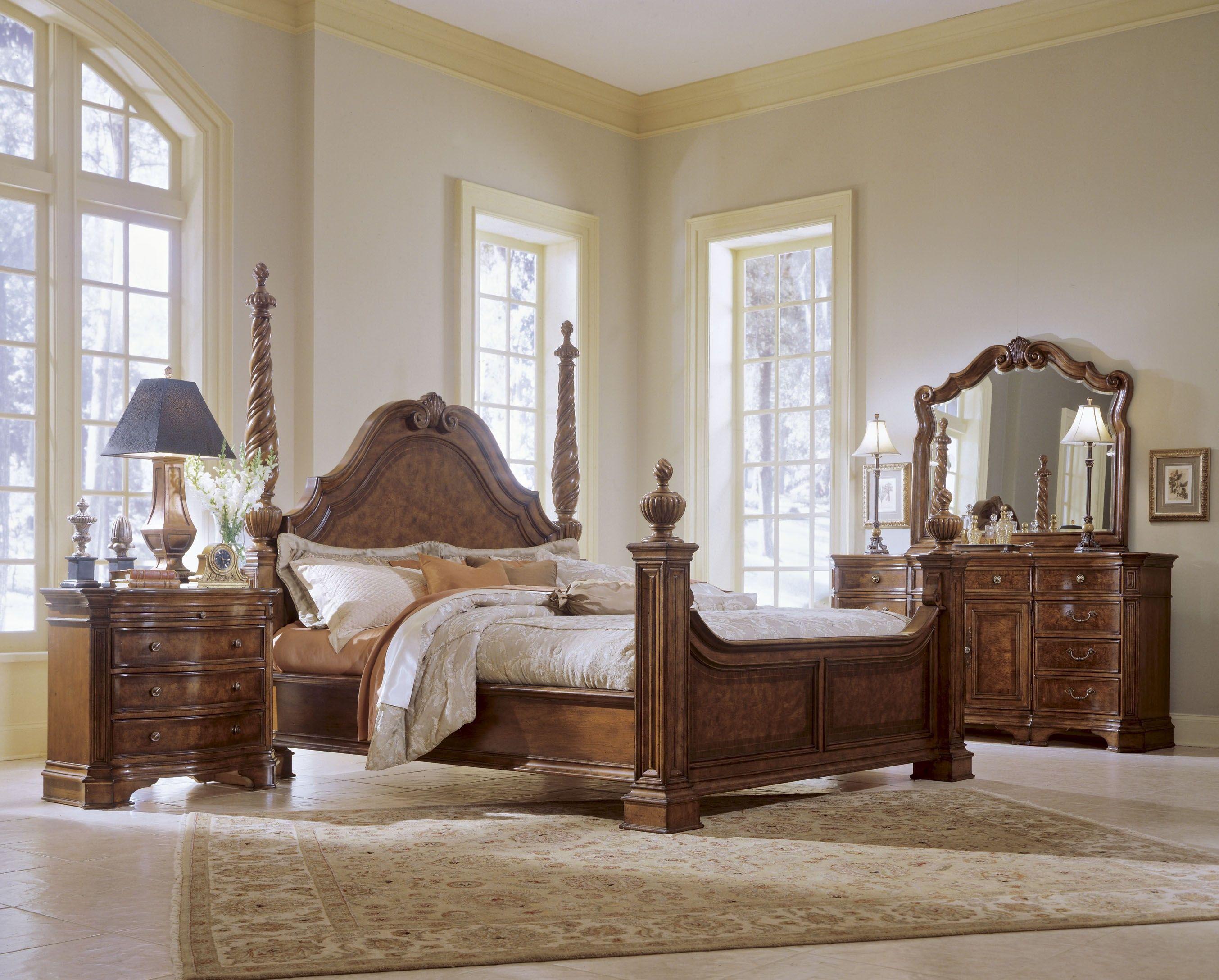 Universal Furniture Villa Cortina Bedroom Collection  Bedroom set