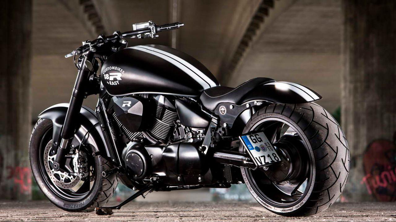 Suzuki Intruder M1800R | Boulevard M109R by Easy #suzuki #intruder  #boulevard #m1800r