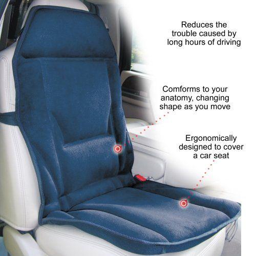 Thermo Sensitive Memory Foam Seat Cushion Foam Cushions Car Seat
