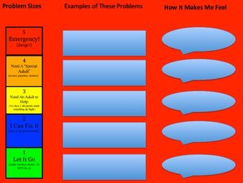 problem size lesson plans scales activities differentiated for