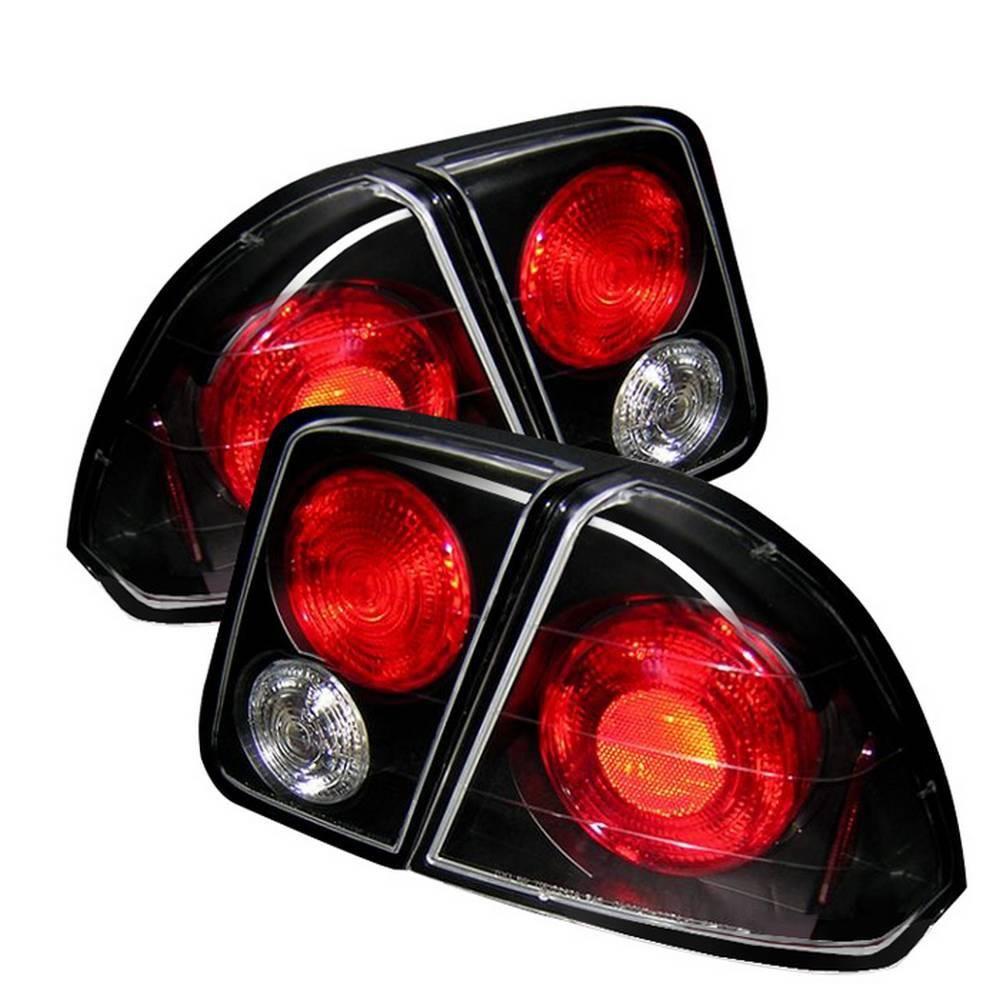 Sold in Pairs Anzo USA AnzoUSA 211160 Dark Smoke Taillight for Chevrolet Silverado
