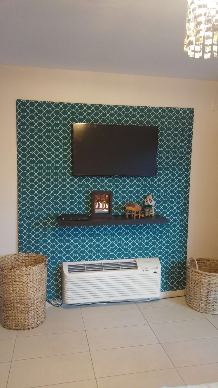 Hiding TV wires on a wall | Home decor | Pinterest | Hiding tv wires ...