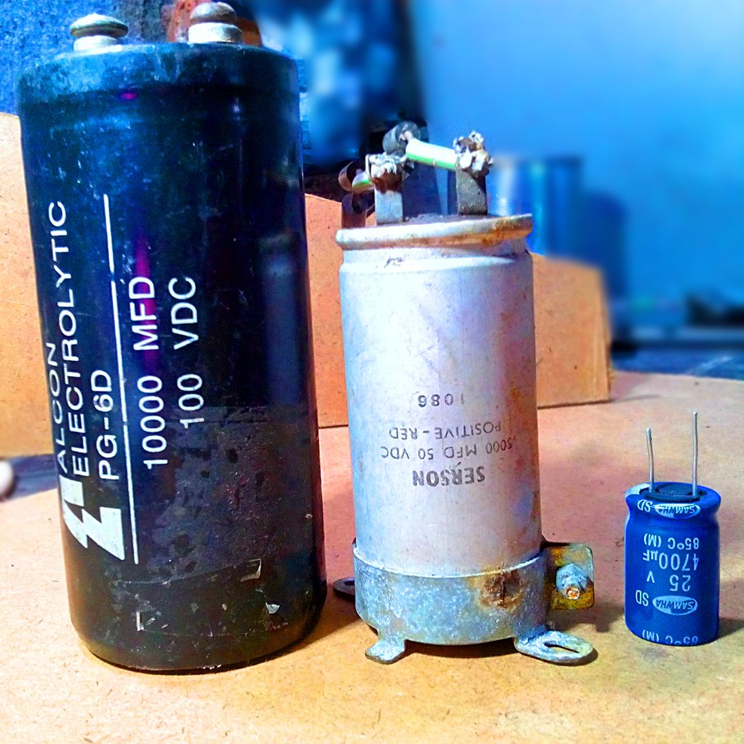 Capacitor Generations And Types Subwoofer Amplifier Capacitor Capacitors