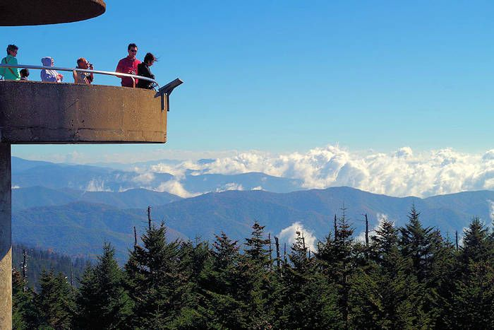 Great Smoky Mountains National Park Vacation Guide North Carolina