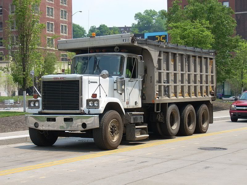 Gmc General Big Rig Trucks Cool Trucks Big Trucks