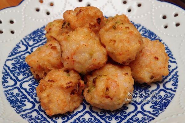 豆腐蒟蒻蝦丸食譜、作法 | 米太廚房手記的多多開伙食譜分享