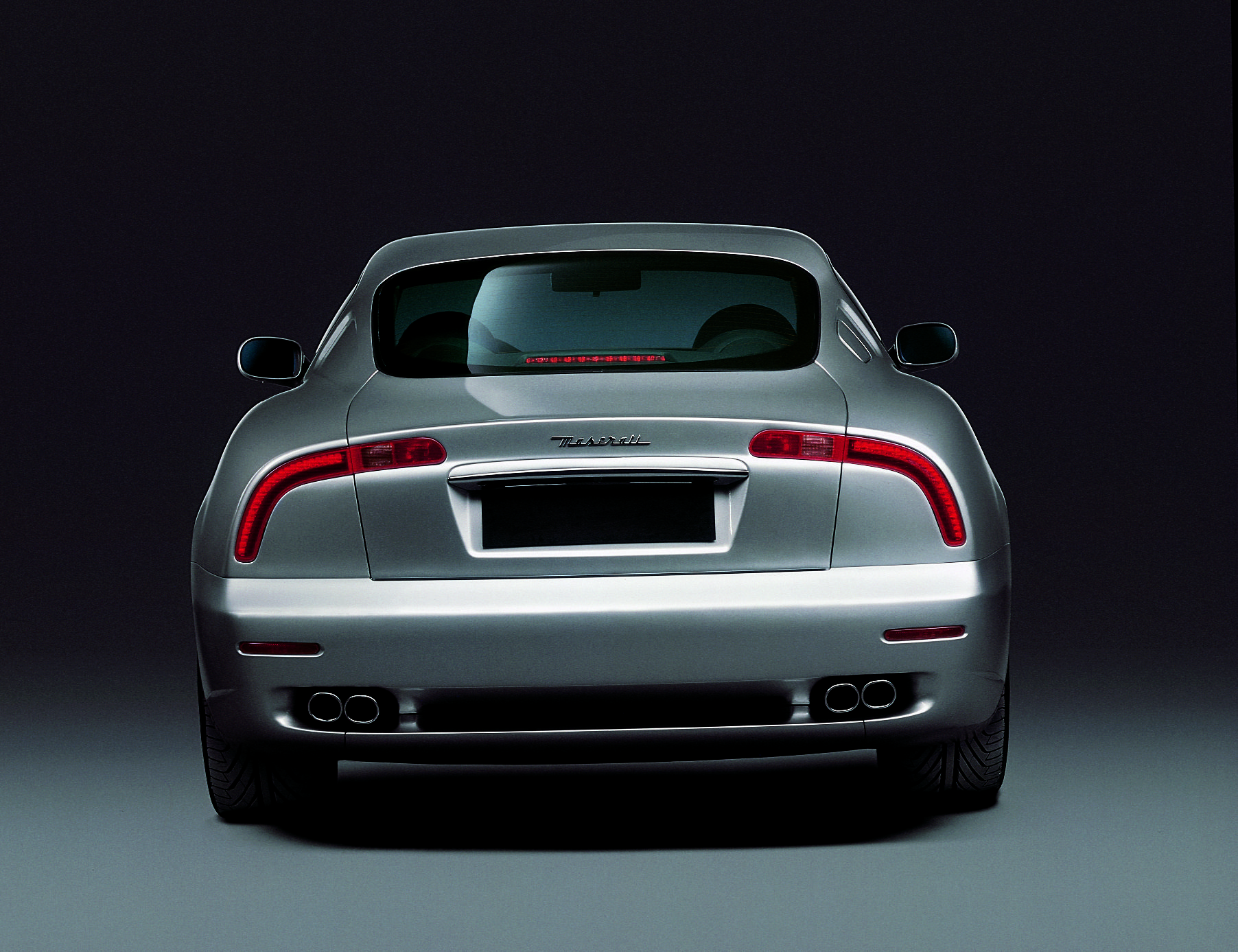 Maserati 3200 GT, factory-issued press photo, 1999 ...