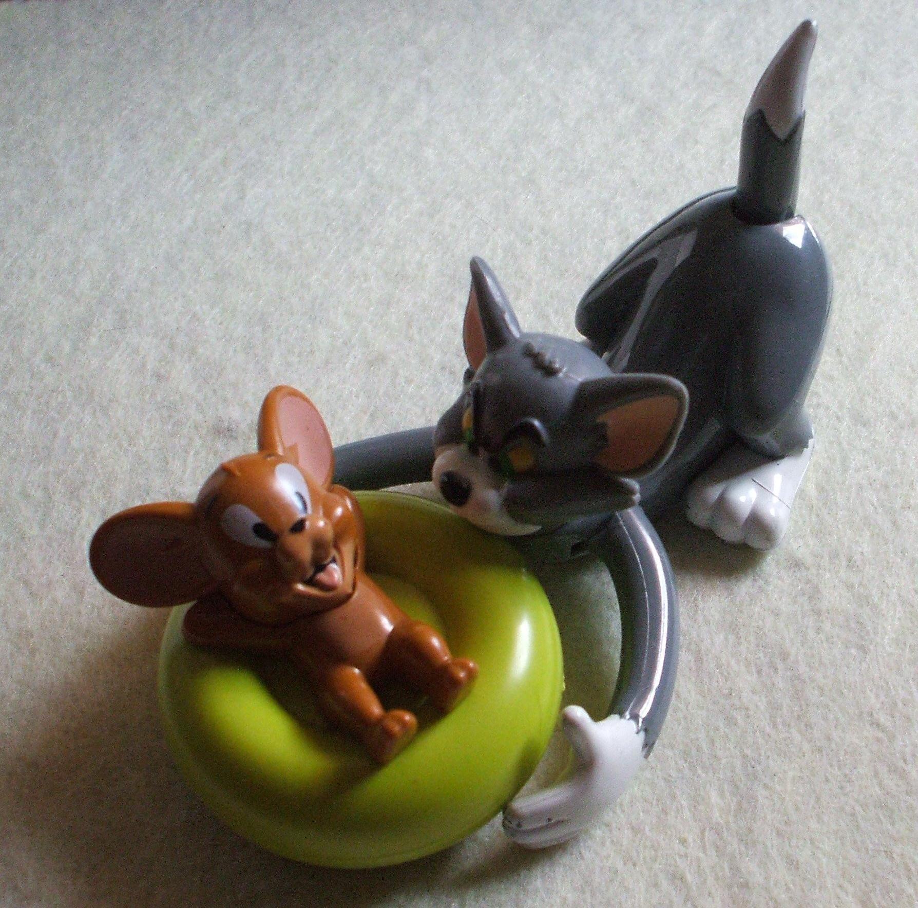 Figurine Jouet Tom & Jerry