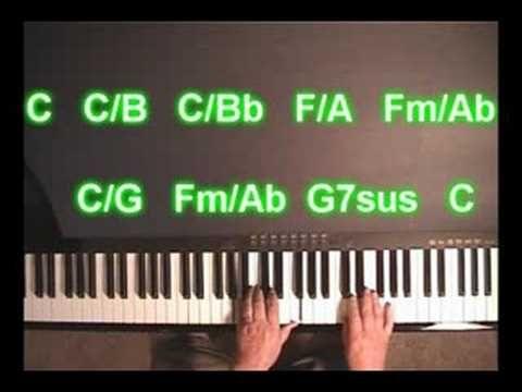 Piano Chord Symbols Slash Chords Piano Pinterest Pianos