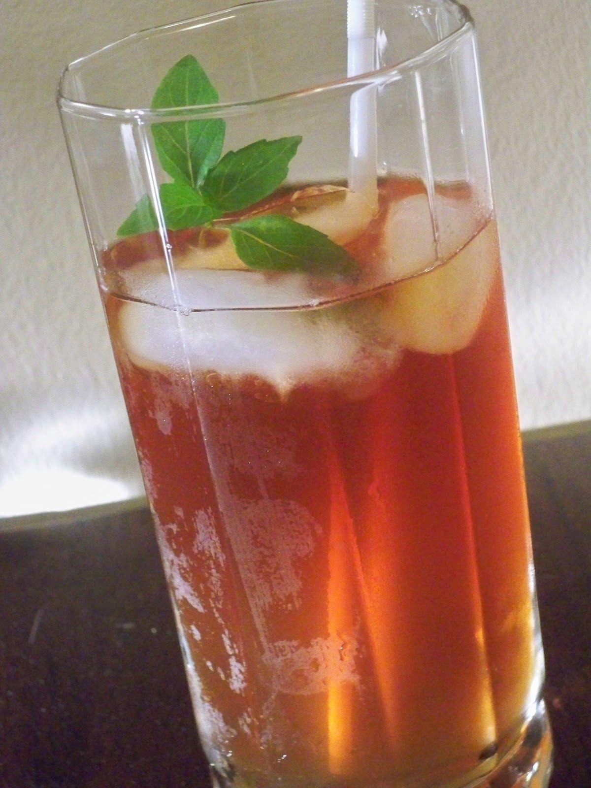 Cinnamon Basil Sweet Tea (With images) Cinnamon basil