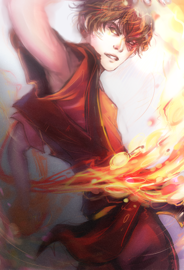 Fan Art of Zuko for fans of Avatar The Last Airbender
