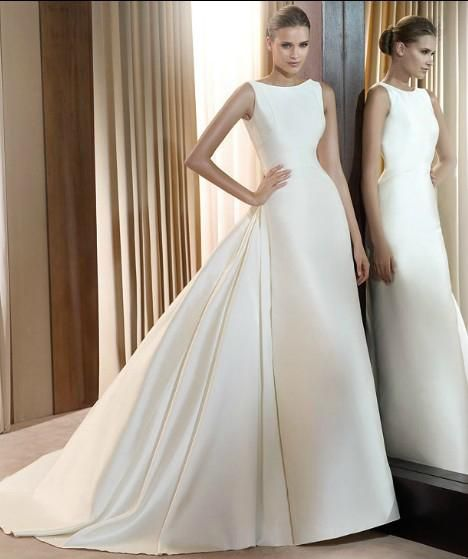 Custom Made Ovias Icaro Wedding Dress Bridal Newest Pnv