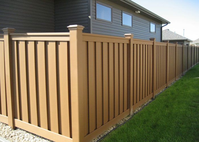 Get The Top Quality Fence Work For All Types Of Constructions By