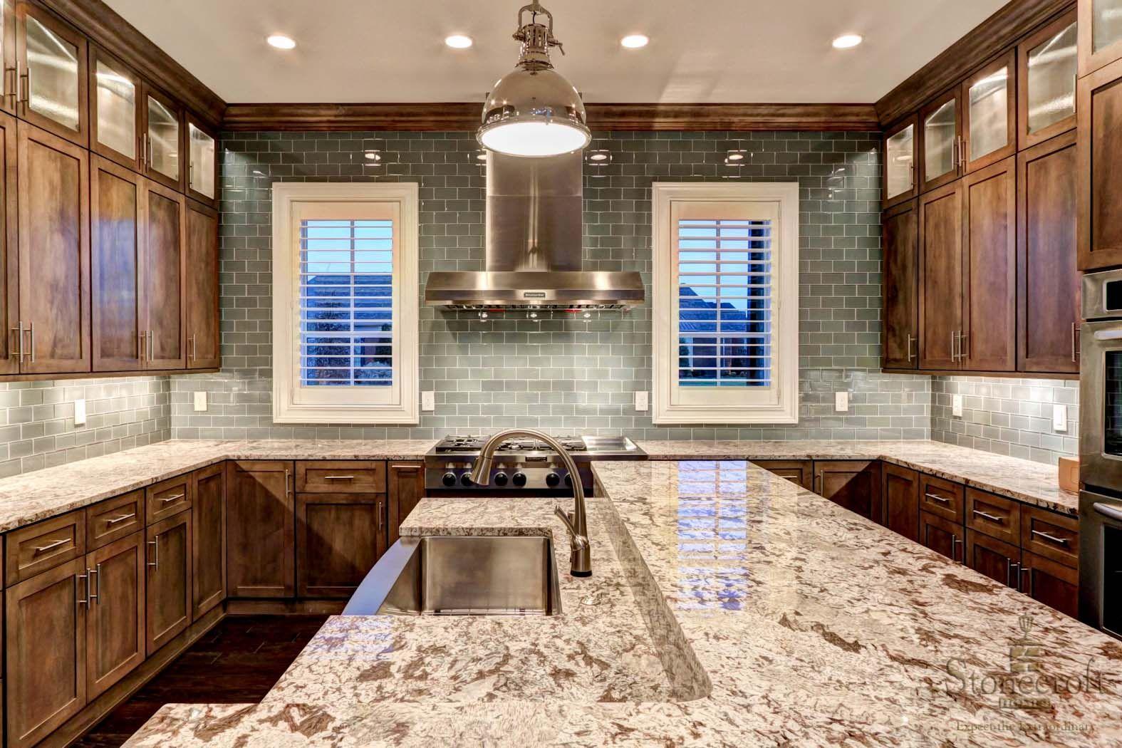 Stonecroft Homes Adams Place Louisville Custom Builder Home Custom Builder Home Kitchens