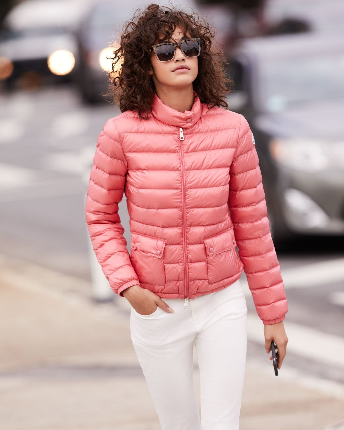Moncler Lans Collared Down Jacket In 2020 Jackets Down Jacket Puffer Jackets