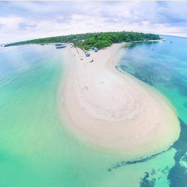 Beach Island: Philippines 💚 ️💚 Credits