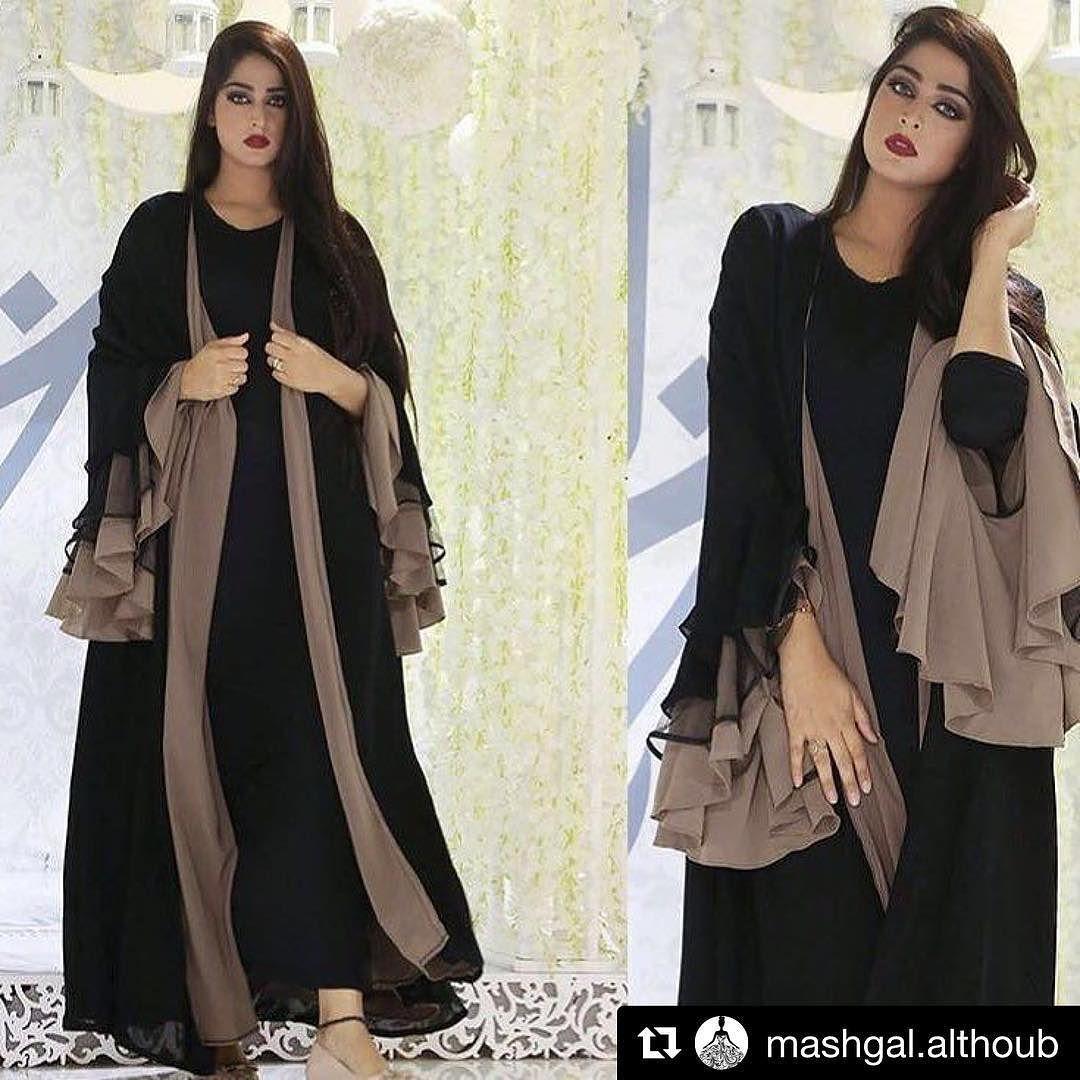 531bbe33ddb New Abaya Posted By  SubhanAbayas via Instagram.  Like This Page    Share  Your Favourite Design.  sharjah  dxb  abudhabi  dubai  mydubai   rasalkhaimah ...