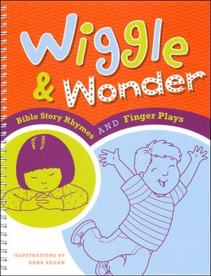 Wiggle & Wonder: Bible Story Rhymes and Finger Plays | Preschool Fun