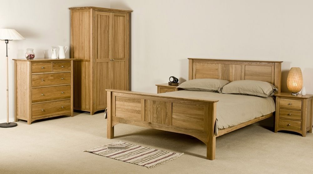 Tuscany Oak Bedroom Set 1635 gbp oak bedroom furniture Pinterest - Italian Bedroom Sets