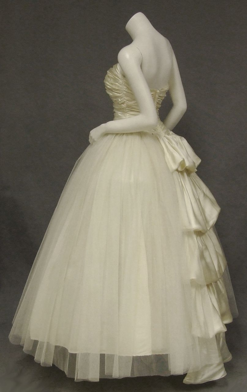 Exquisite candlelight satin u tulle us wedding gown classic