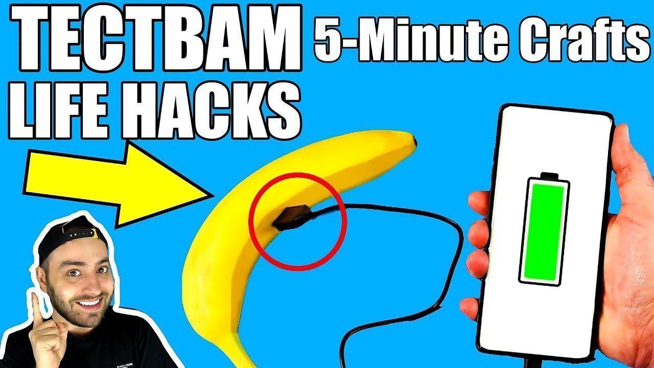 Testvam Life Hacks Ot 5 Minute Crafts 5minutencraftsvideo Testvam