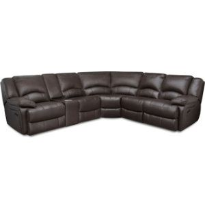 Best 6Pc Power Reclining Sectional Sectionals Living Rooms 640 x 480