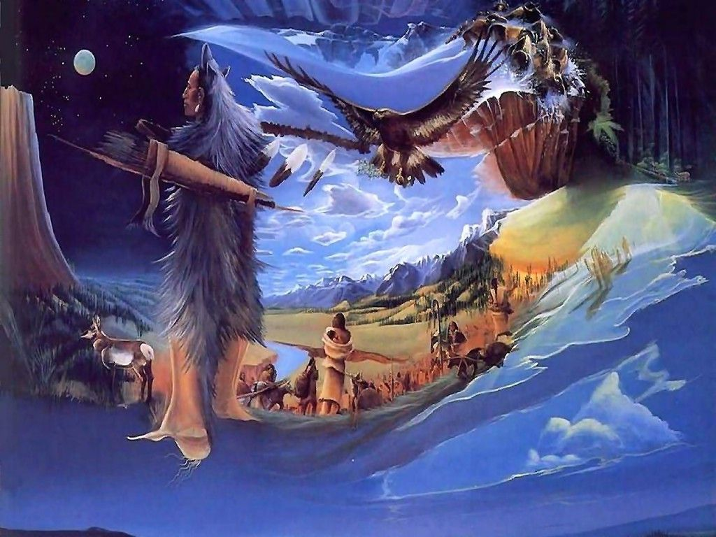 Free Native American Wallpaper Ckerokee | ... Wallpaper - Download Free Screensavers, Free Wallpapers, Play Free