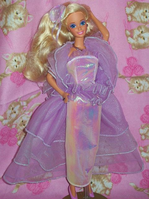 1991 Ballroom Beauty Barbie