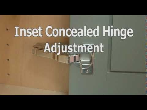 Step By Step Instructions On How To Adjust The Cabinet Doors On Your Dura