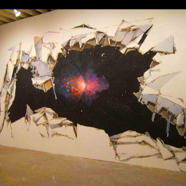 Cool wall painting Artsy Space painting, Art, Cool walls