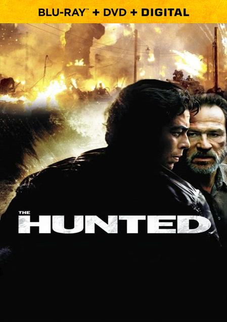 فيلم The Hunted 2003 مترجم اون لاين Movie Posters Blu Movies