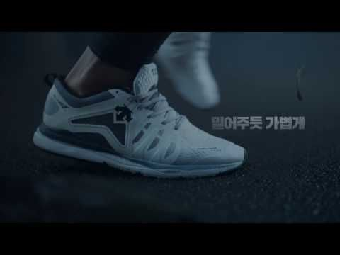 fdfb1b19e96 DESCENTE RUNNING GEAR BLAZE Z TVCF - YouTube | Advertising-TVC ...