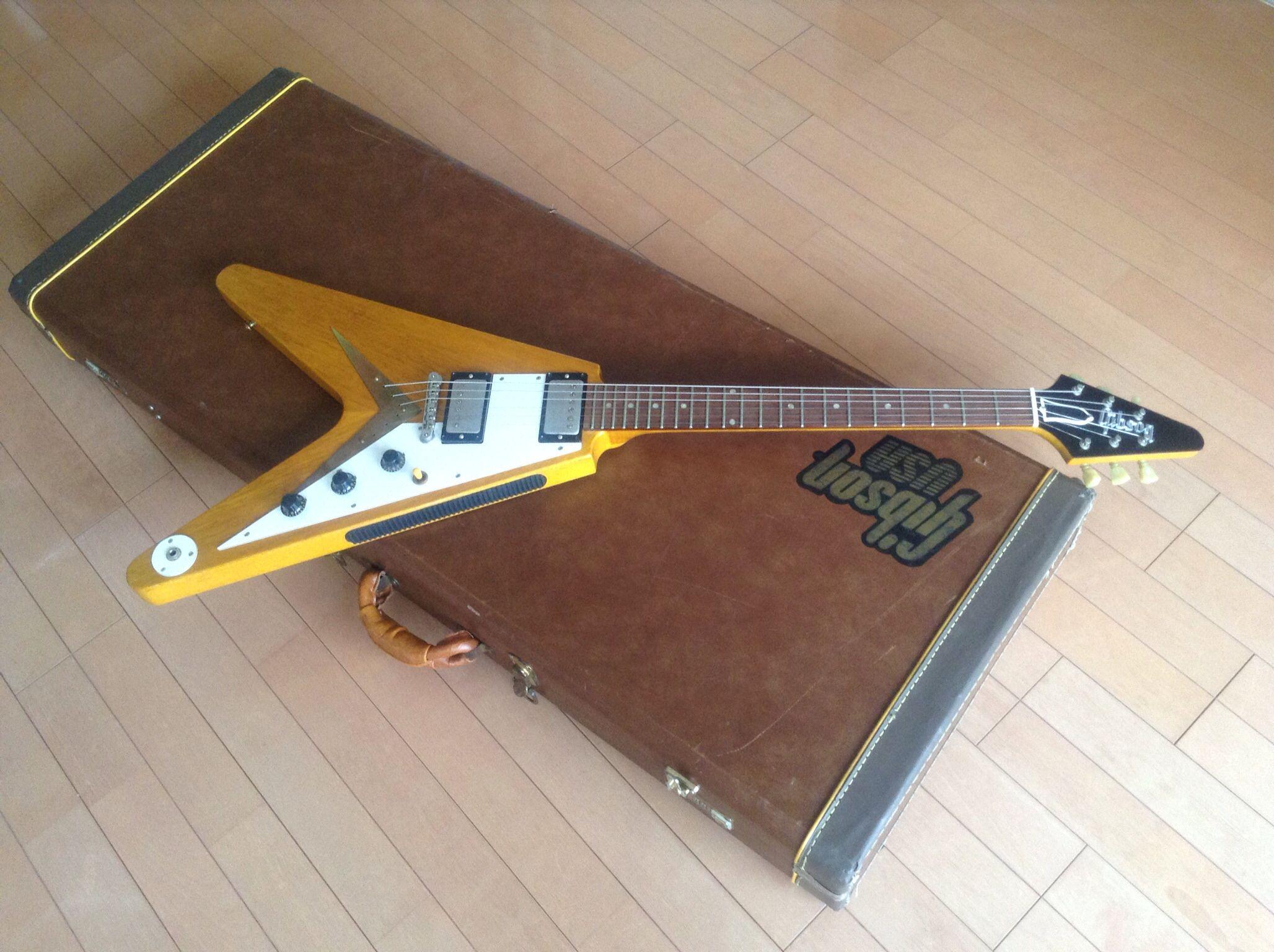 '58 Gibson FlyingV Replica
