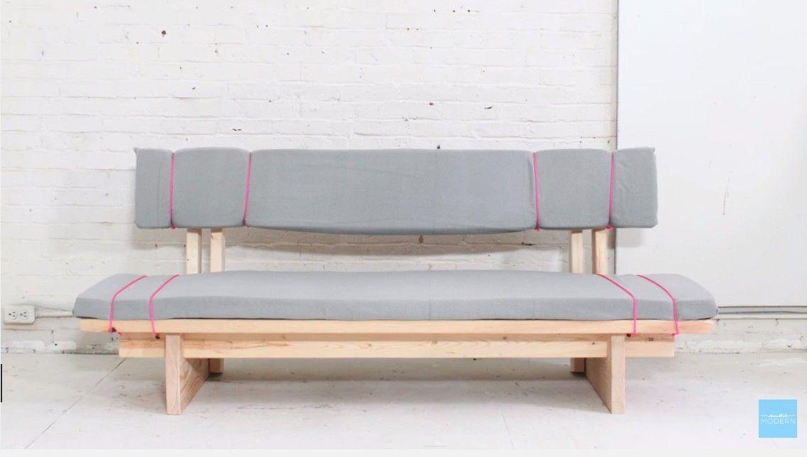 資材代約1万円でソファーをdiyしちゃいましょう Tips 自分らしいdiyスタイルを追求するウェブmag Diyer S 手作り ソファー ソファ 手作り ソファ Diy 作り方