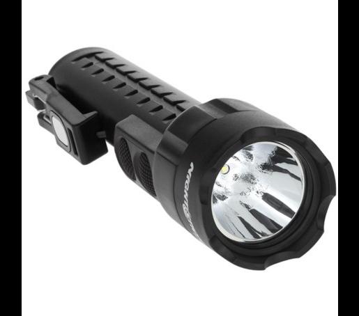 Nightstick Multi Purpose Dual Light W Dual Magnets Police Flashlights Multi Light