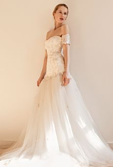 Francesca Miranda Wedding Dresses | Brides.com