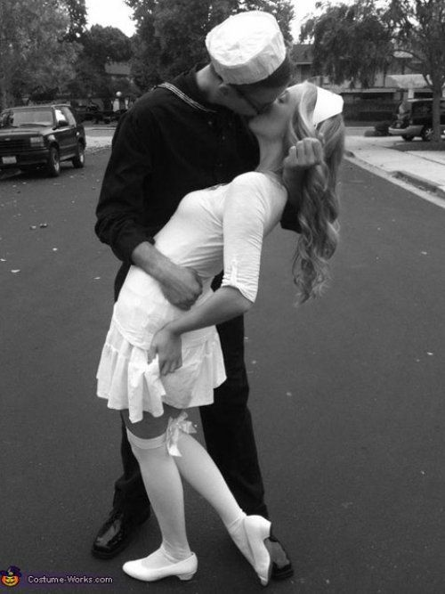 Top Couples Halloween Costume Ideas of 2014 Pinterest Couple - best couple halloween costume ideas