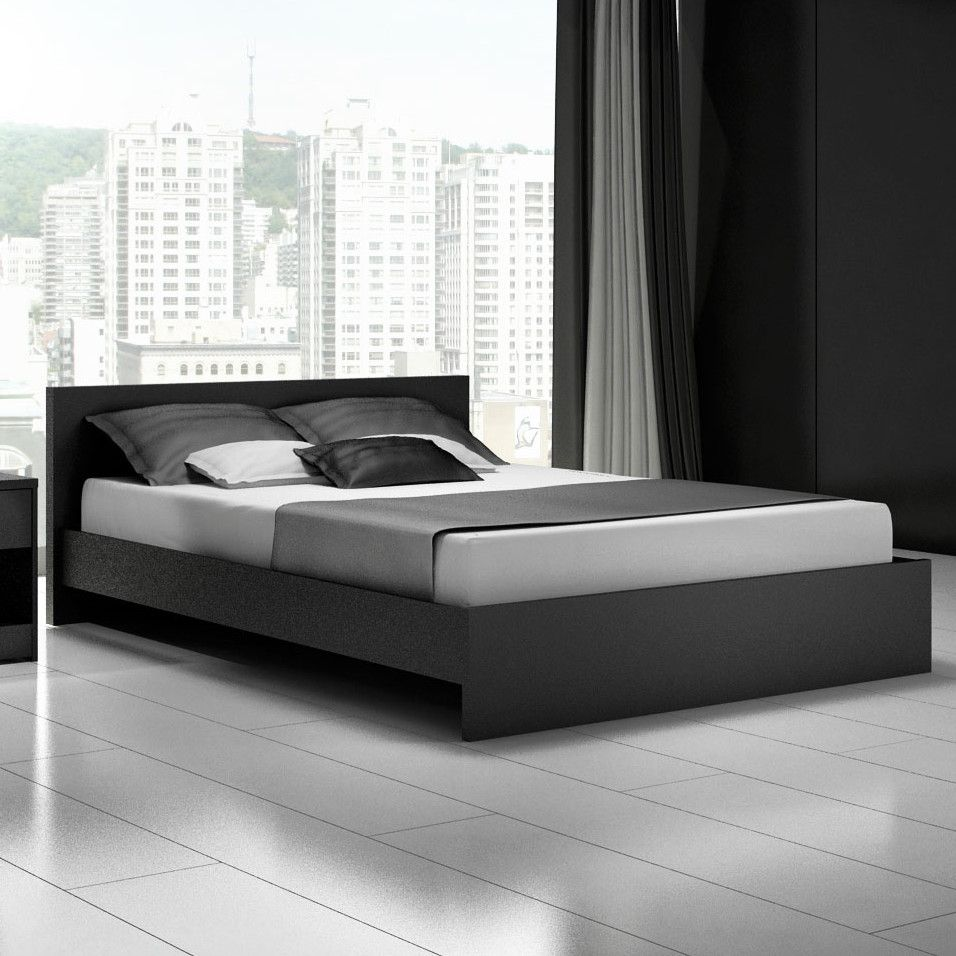 Stellar Home Euro Platform Bed & Reviews Wayfair